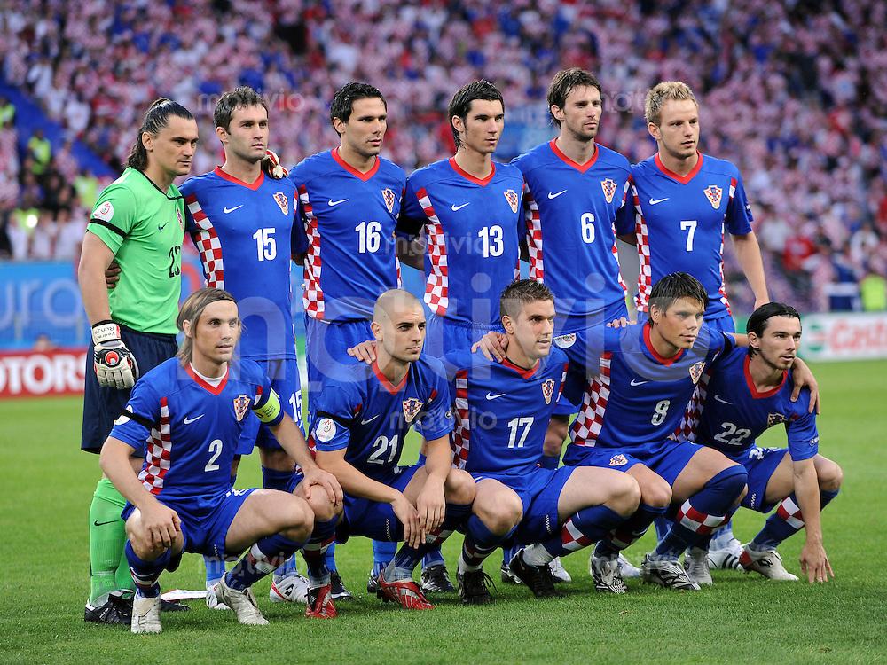 TГјrkei Kroatien Em 2008 Zdf