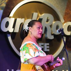 Hard Rock Cafe, Honolulu, Hawaii