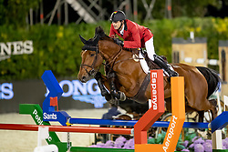 Philippaertsd Nicola, BELDevos Pieter, BEL, Claire Z<br /> Longines FEI Jumping Nations Cup™ Final<br /> Barcelona 20128<br /> © Hippo Foto - Dirk Caremans<br /> 05/10/2018