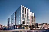 The Shay Apartments DC Exterior Photography