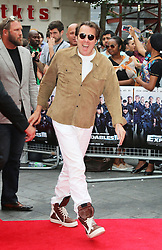 © Licensed to London News Pictures. 04/08/2014, UK. Jonathan Ross, The Expendables 3 - World Film Premiere, Leicester Square, London UK, 04 August 2013. Photo credit : Richard Goldschmidt/Piqtured/LNP
