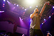 Say Anything! performs at House of Blues Chicago on April 4, 2012.