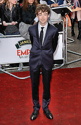 Alex Lawther attends The Jameson Empire Awards at Grosvenor House Hotel, Park Lane, London on Sunday 29 March 2015