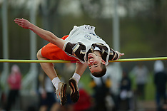Forest City Mustang Invitational- high jump