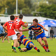 Rugby union premier reserve game between Tawa v Marist St Patricks (MSP), played Awakairangi Park, Upper Hutt, New Zealand on 17 March 2018.  MSP won 13-7.