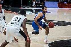 October 30, 2018 - Lyon, France - The LDLC ASVEL beat the Zenith Saint Petersburg team 89-68  for the 5th day of the EUROCUP in Villeurbanne, France, on October 30, 2018. (Credit Image: © Nicolas Liponne/NurPhoto via ZUMA Press)