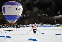 VAUCHOK Liudmila, BLR at the 2014 IPC Nordic Skiing World Cup Finals - Middle Distance