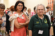 OHCE State Meeting and workshops. Extension clubs from across the state meet to elect new officers, learn about new programs and share ideas to take home to their communities. Awards are given during the meeting for projects and volunteer work over the past year.
