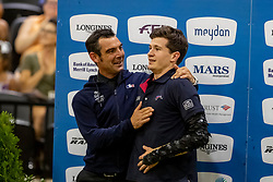 Leclezio Lambert, FRA, Poivre Vert, Lunger Athimon Francois<br /> World Equestrian Games - Tryon 2018<br /> © Hippo Foto - Stefan Lafrenz<br /> 22/09/18