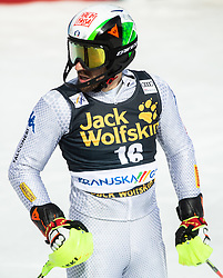 GROSS Stefano of Italy during the Audi FIS Alpine Ski World Cup Men's Slalom 58th Vitranc Cup 2019 on March 10, 2019 in Podkoren, Kranjska Gora, Slovenia. Photo by Matic Ritonja / Sportida