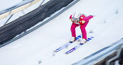 19.12.2014, Nordische Arena, Ramsau, AUT, FIS Nordische Kombination Weltcup, Skisprung, Training, im Bild Pavel Churavy (CZE) // during Ski Jumping of FIS Nordic Combined World Cup, at the Nordic Arena in Ramsau, Austria on 2014/12/19. EXPA Pictures © 2014, EXPA/ JFK