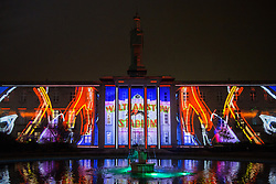 London, UK. 10th January, 2019. Welcome to the Forest by Greenaway & Greenaway in collaboration with Talvin Singh and Addictive TV - Waltham Forest, London Borough of Culture 2019. Welcome to the Forest takes place between 11-13 January in Waltham Forest as part of the Mayor of London's first-ever London Borough of Culture.