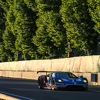 #66, Ford Chip Ganassi Team UK, Ford GT, driven by: Stefan Mucke, Olivier Pla, Billy Johnson, 24 Heures Du Mans 85th Edition, 17/06/2017,