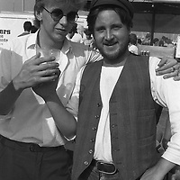 Martin Flood, Bill Reid