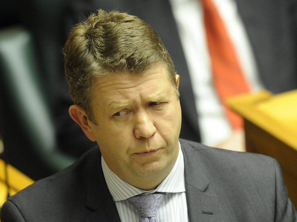 New Labour Leader David Cunnliffe at question time, Debating Chamber, Parliament, Wellington, New Zealand, Tuesday, September 17, 2013. Credit:SNPA / Ross Setford