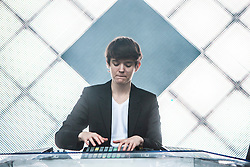 "Madeon plays the main stage. Sunday, Rockness 2013, the annual music festival which took place in Scotland at Clune Farm, Dores, on the banks of Loch Ness, near Inverness in the Scottish Highlands. The festival is known as ""the most beautiful festival in the world""."