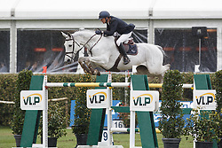 Vermeir Wilm, (BEL), Garrincha Hedoniste<br /> Longines Grand Prix<br /> Longines Spring Classic of Flanders - Lummen 2015<br /> © Hippo Foto - Dirk Caremans<br /> 03/05/15