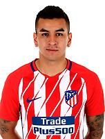 Spain - La Liga Santander 2017-2018 / <br /> ( Atletico de Madrid ) - <br /> Angel Martin Martinez Correa - Angel Correa