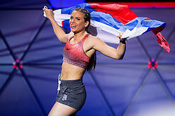 Manca Sepetavc during Miss sports event, on April 22, 2017 in Cankarjev dom, Ljubljana, Slovenia. Photo by Vid Ponikvar / Sportida