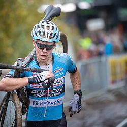 13-10-2019: Cycling: Superprestige Cyclocross: Gieten <br />Gerben Ronhaar