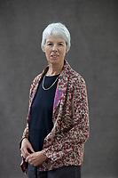 A portrait of Lian Hearn at the Edinburgh International Book Festival 2012 in Charlotte Square Gardens<br /> <br /> Pic by Pako Mera