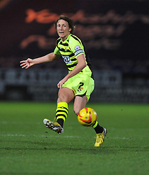 Yeovil Town's Luke Ayling  - Photo mandatory by-line: Alex James/JMP - Tel: Mobile: 07966 386802 29/12/2013 - SPORT - FOOTBALL - John Smith's Stadium - Huddersfield - Huddersfield Town v Yeovil Town - Sky Bet Championship