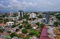 Accra City Centre buildings