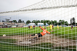 Luka Cadez of Triglav during football match between NK Triglav Kranj and NK Domzale in 35th Round of Prva liga Telekom Slovenije 2018/19, on May 22nd, 2019, in Sports park Kranj, Slovenia. Photo by Vid Ponikvar / Sportida