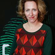 NLD/Amsterdam/20131125 - Perspresentatie Wie Is de Mol 2014, Aaf Brandt Corstius