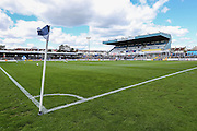 The Memorial Ground during the Sky Bet League 2 match between Bristol Rovers and Exeter City at the Memorial Stadium, Bristol, England on 23 April 2016. Photo by Shane Healey.