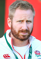 Gareth Mills Head of Communications Rugby Football Union - Mandatory by-line: Steve Haag/JMP - 16/06/2018 - RUGBY - Toyota Stadium - Bloemfontein, South Africa - South Africa v England Second Test, South Africa Tour