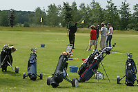 MOLENSCHOT - Jeugd krijgt golfles op Princenbosch Golf.