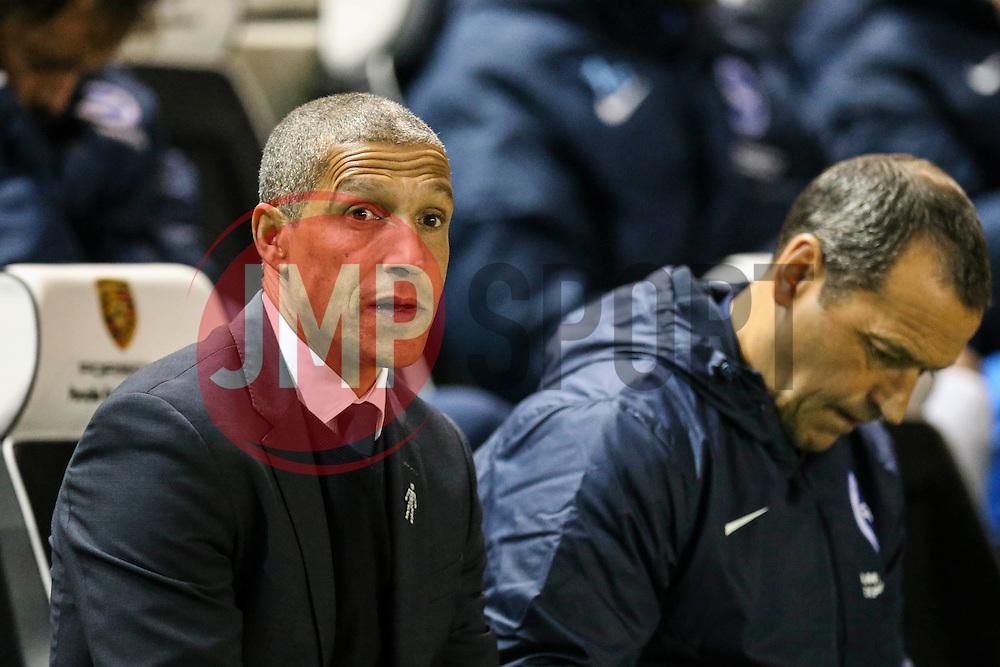 Bristol City's Manager Steve Cotterill - Mandatory byline: Jason Brown/JMP - 07966 386802 - 20/10/2015 - FOOTBALL - American Express Community Stadium - Brighton,  England - Brighton & Hove Albion v Bristol City - Championship