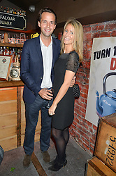 CHARLIE GILKES and ANNEKE GILKES at a party to celebrate the opening of Cahoots - a new nightclub from the Inception Group at 13 Kingly Court, Soho, London on 26th February 2015.