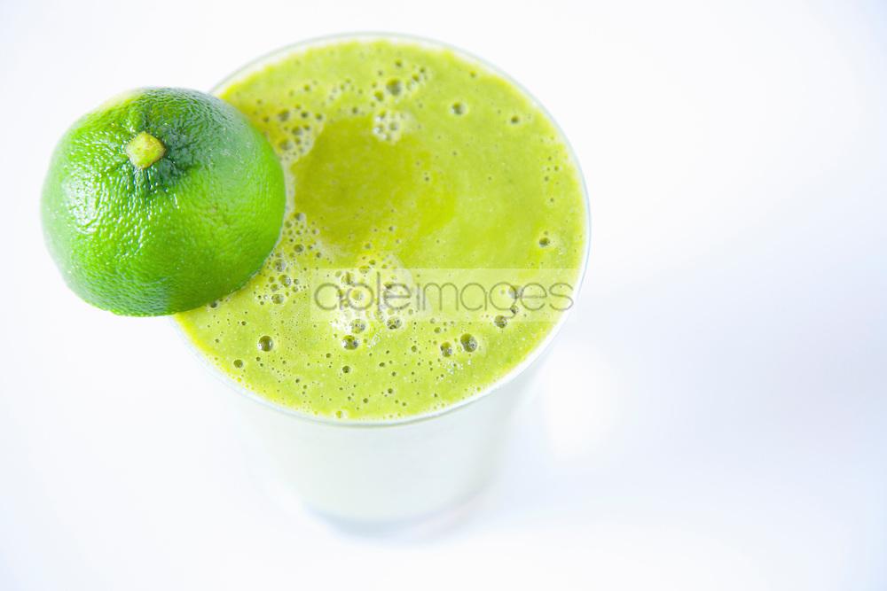 Lime Milk Shake
