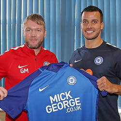 Steven Taylor Signs For Peterborough United