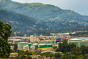 Victoria is the capital city of Seychelles and is situated on the north-eastern side of Mahé island, the archipelago's main island.