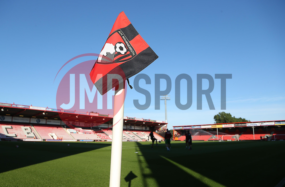 A general view of the stadium - Mandatory by-line: Paul Terry/JMP - 07966386802 - 31/07/2015 - SPORT - FOOTBALL - Bournemouth,England - Dean Court - AFC Bournemouth v Cardiff City - Pre-Season Friendly