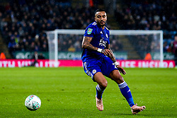 Danny Simpson of Leicester City - Mandatory by-line: Robbie Stephenson/JMP - 18/12/2018 - FOOTBALL - King Power Stadium - Leicester, England - Leicester City v Manchester City - Carabao Cup Quarter Finals