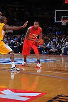 Ohio State guard William Buford #44 during the 2K Sports Classic at Madison Square Garden. (Mandatory Credit: Delane B. Rouse/Delane Rouse Photography)