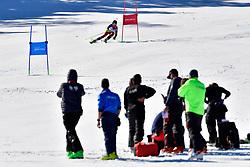 RAMSAY Alana, LW9-2, CAN, Giant Slalom at the WPAS_2019 Alpine Skiing World Cup, La Molina, Spain