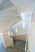 De Appel Arts Centre, Treppenhaus, Amsterdam, Holland, Niederlande  Kein Propertyrelease, no property release
