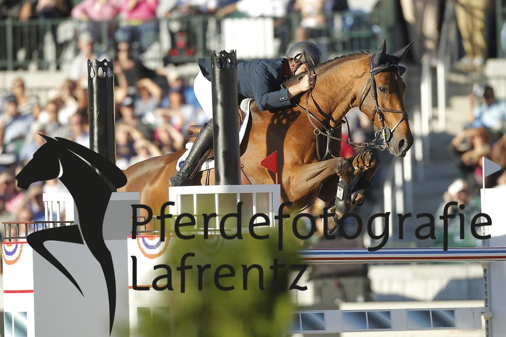 GULLION Oliver, Lord De Theize<br /> Kentucky - Alltech FEI WEG 2010<br /> /Stefan Lafrentz