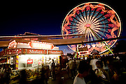 at the California State Fair on September 3, 2007.