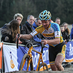 Nederlands Kampioenschap veldrijden Gasselte elite Thijs Al werd 4e op het NK