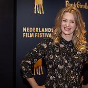 NLD/Utrecht/20181003 - NFF 2018, voorstelling Lois, zwangere Noortje Herlaar