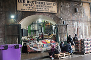 Borough Market, London. 28 March 2018