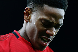 Anthony Martial of Manchester United- Mandatory by-line: Phil Chaplin/JMP - 27/10/2019 - FOOTBALL - Carrow Road - Norwich, England - Norwich City v Manchester United - Premier League