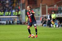 Genova - 28.11.2016 - Serie A - 14a giornata - Genoa-Juventus - Nella foto: Diego Laxalt  - Genoa