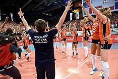 20150928 NED: Volleyball European Championship Nederland - Italie, Apeldoorn